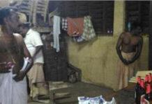 ജനാർദ്ദന സ്വാമി ക്ഷേത്രത്തിൽ രാത്രി മദ്യസേവ; ജീവനക്കാരെ പിടികൂടി