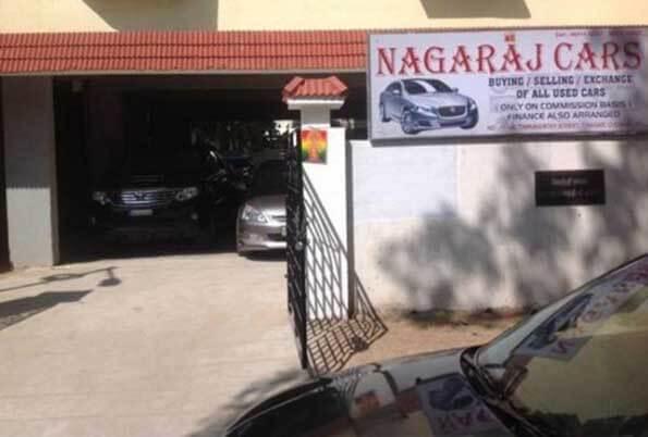 nagaraj car