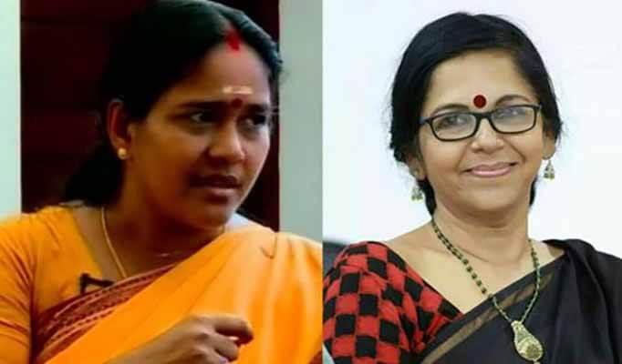 shoba & sharadha
