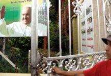 francis pope myanmar